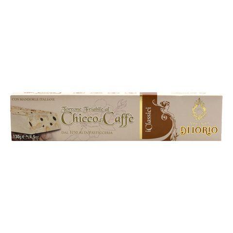 TORRONE MANDORLATO (0045) AL CAFFE 130g