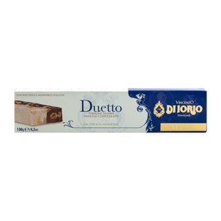 TORRONE DUETTO (0104) 130g