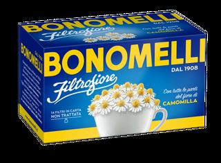 BONOMELLI FILTROFIORE CAMOMILE TEA 14 BAGS
