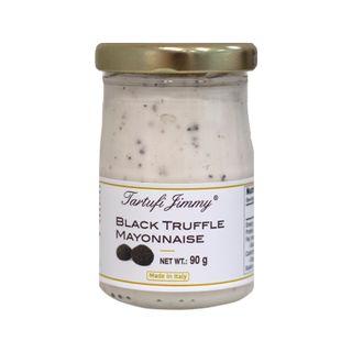 BLACK TRUFFLE MAYONNAISE BL 90g JAR