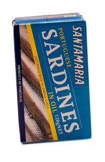 SARDINES IN OIL 120g