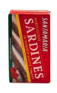 SARDINES IN TOMATO SAUCE 120g