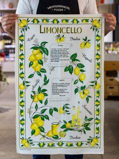 LIMONCELLO ITALIAN TEA TOWEL