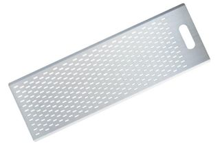 ALUMINIUM BOARD FOR PIZZA BY THE METRE PERF. 40X110CM