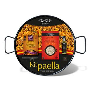 PAELLA KIT FOR 6 PEOPLE