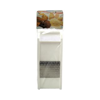 CHEESE GRATER WHITE