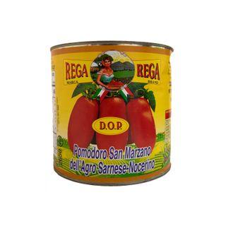 SAN MARZANO DOP W/PEELED TOMATO REGA  2.55kg