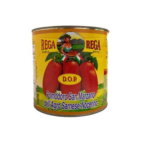 SAN MARZANO WHOLE PEELD TOMATO  2.55kg