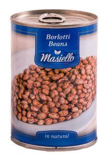 BORLOTTI BEANS EASY OPEN 400g CAN
