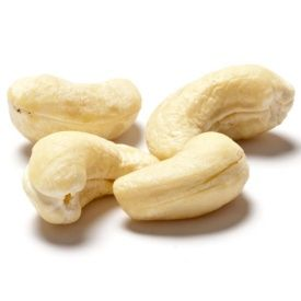 CASHEWS WHOLE RAW 1kg BAG