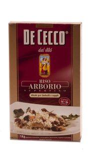 ARBORIO RICE DE CECCO 1kg