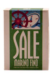 SEA SALT FINE ITALIAN 1kg BOX