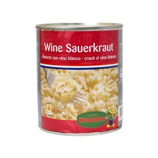 SAUERKRAUT WITH WINE 770g