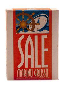 SEA SALT COARSE ITALIAN 1kg BOX