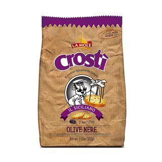 CROSTI WITH OLIVES 100g