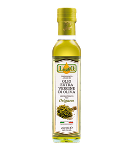 OREGANO INFUSED OIL 250ml