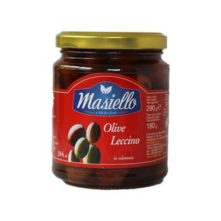 LECCINO OLIVES 290g JAR