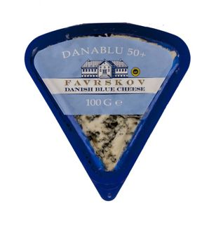 DANISH BLUE VEIN CHEESE 100g