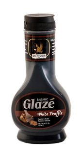 BALSAMIC VINEGAR  WHITE TRUFFLE GLAZE 225ml