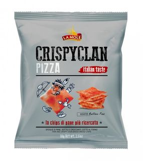 CRISPY CLAN PIZZA 90g