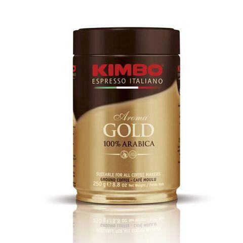 COFFEE ARABICA 100% GROUND 250g TIN