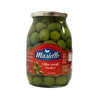 OLIVES SICILIAN (NOCELLARA) 1062ml JAR