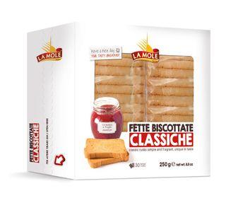 BISCOTTATE FETTE CLASSIC 250g