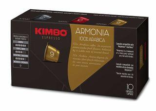 COFFEE CAPSULES ARMONIA 10X57g TUBE (10 Tubes per CTN)