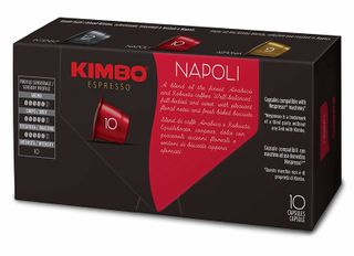 COFFEE CAPSULES NAPOLI 10X57g TUBE (10 Tubes per CTN)
