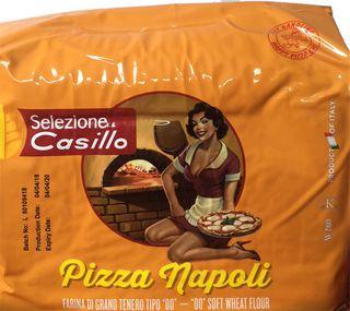 PIZZA FLOUR NAPOLI  12.5kg