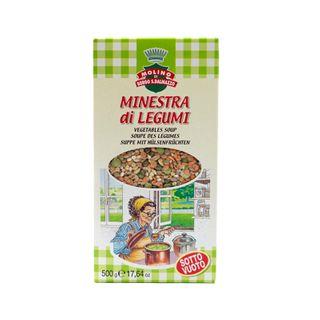 MISTO LEGUMI (vegetable & Barley mix) 500g PACK