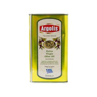 EXTRA VIRGIN OLIVE OIL (GREEK) 3 LT CAN