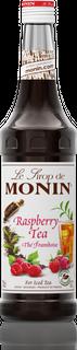 MONIN SYRUP RASPBERRY TEA 700ml