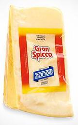PARMESAN CHEESE GRAN SPICCO 1kg ITALIAN