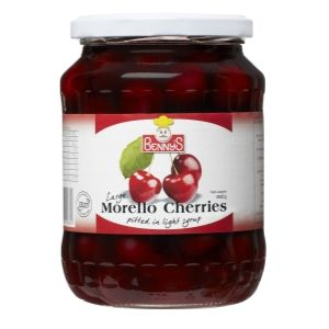 CHERRIES PITTED SOUR MORELLO 1 LITRE