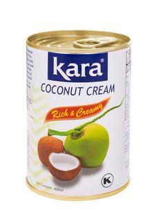 COCONUT CREAM 400ml KARA TIN