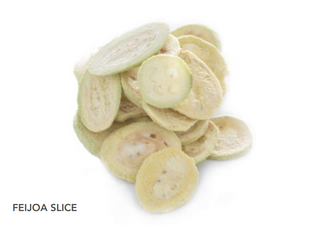 FEIJOA SLICES FREEZE DRIED 150g