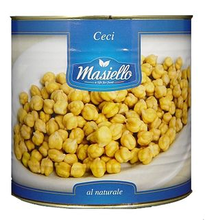 CHICKPEAS 2.45 kg CAN