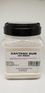 XANTHAN GUM 200g BOTTLE