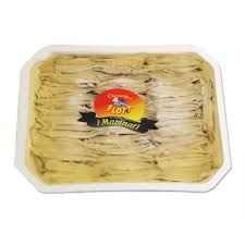 ANCHOVY FILLETS WHITE 1kg TRAY