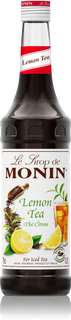 MONIN SYRUP LEMON TEA 700ML