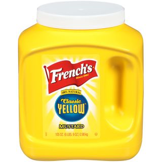 FRENCH'S CLASSIC YELLOW MUSTARD 3L