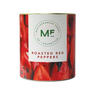 PEPPERS ROASTED RED 2.7kg CAN MF BRAND
