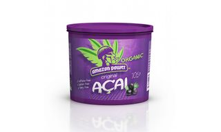 ACAI PULP ORGANIC ORIGINAL 10kg BUCKET AMAZON POWER