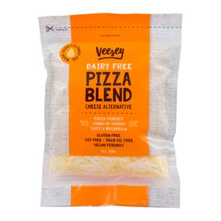 PIZZA GRATED VEESEY BLEND CHEESE VEGAN GF 1.25KG
