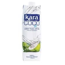 COCONUT WATER 1 LITRE KARA