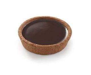 TARTLETS CHOCOLATE 8.5cm DIAMETER (24 PACK) EMMA JANE