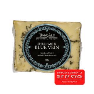BLUE VEIN CHEESE SHEEP MILK THORVALD PER KG
