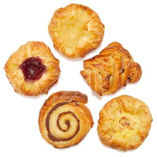MINI MIXED DANISH PASTRY 42g 120CTN GOURMAND