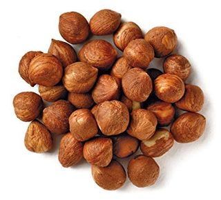 NUTS HAZELNUTS RAW 1KG BAG